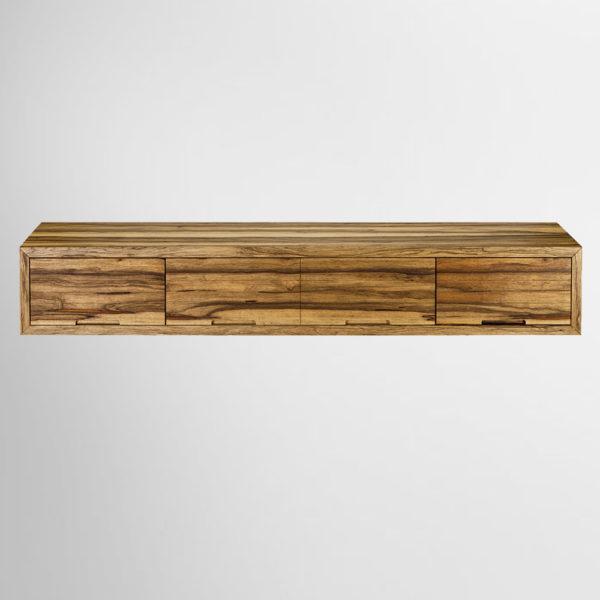 מזנון דגם נוריאל מיוצר מעץ אגוז אפריקאי כהן רהיטים