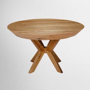 שולחן לפינת אוכל דגם רוסיני עץ מלא כהן רהיטים