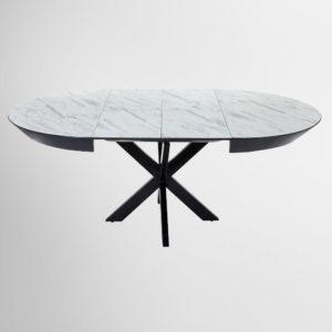 שולחן לפינת אוכל אובלי כהן רהיטים