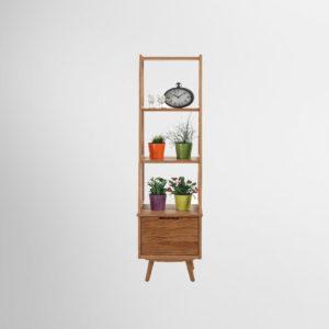 ארון אמבטיה וטרינה עץ כהן רהיטים