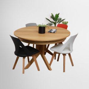 שולחן אוכל דגם slim כהן רהיטים