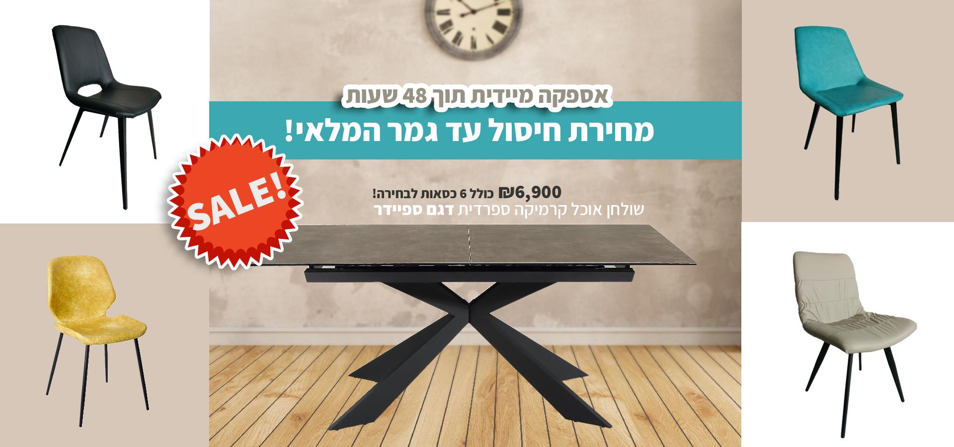 שולחן אוכל פינת אוכל משיש פינת אוכל מפורמיקה כהן רהיטים